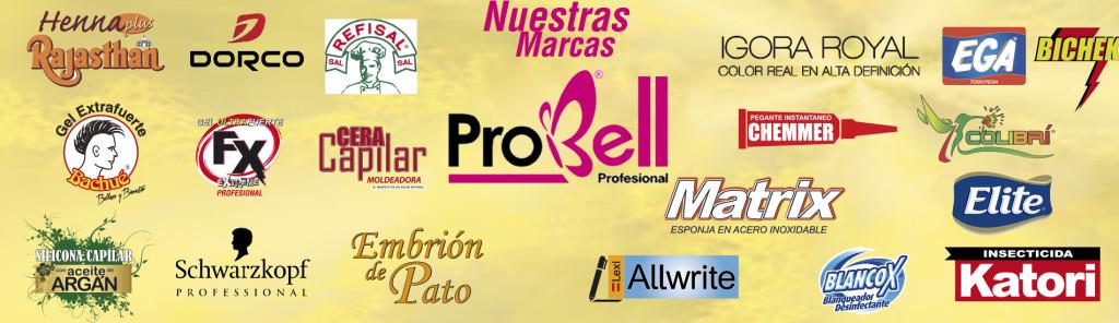 marcas distribuidas porbell