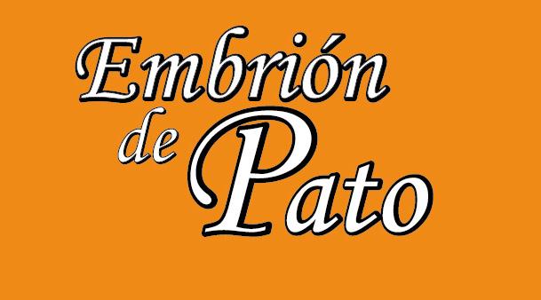 Tratamiento Embrion Pato Bachue