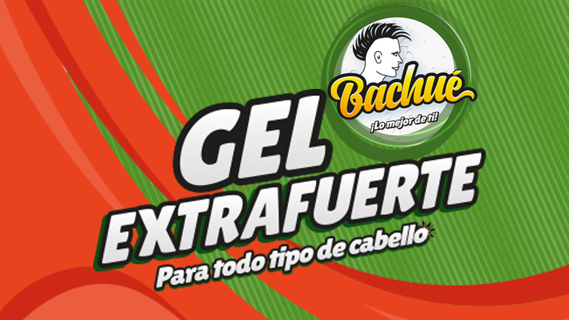 GEL EXTRAFUERTE BACHUE BANNER