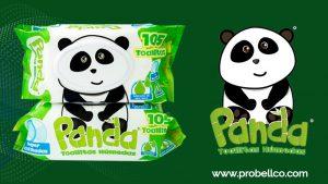Toallitas Panda cALI cOLOMBIA